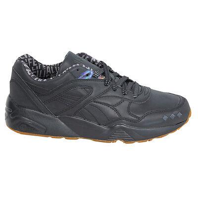Puma Trinomic R698 Sports Mens Trainers Alife Reflective Lace Up 359801 01 U37