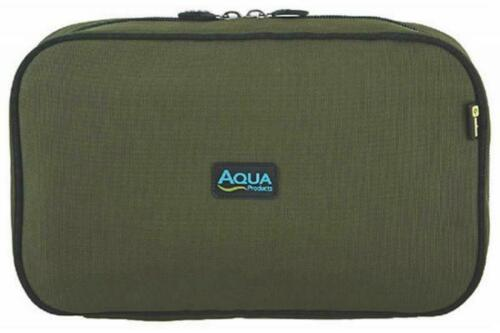 Aqua Products Buzz Bar Sac Série Black//Pêche à la carpe bagages