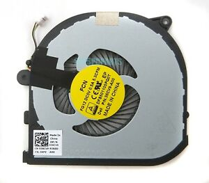 Details about New for Dell XPS 15 9550 Precision 5510 GPU Cooling Fan 036CV9