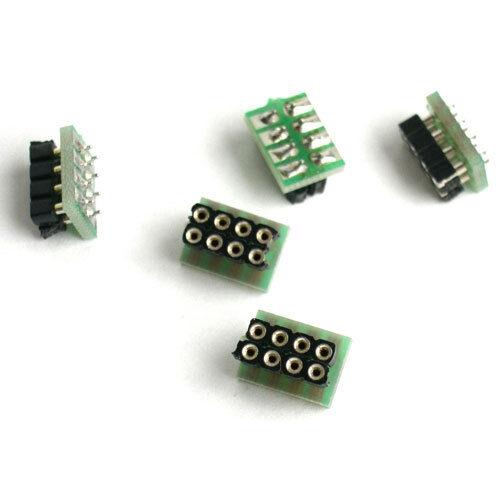 GAUGEMASTER Medium NEM 652 Socket (5) (5) (5) DCC61 1bab7b