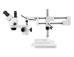 Parco-Scientific-PA-5F-Trinocular-Zoom-Stereo-Microscope
