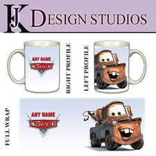 CARS 'Mater'  Personalised Fan Mug