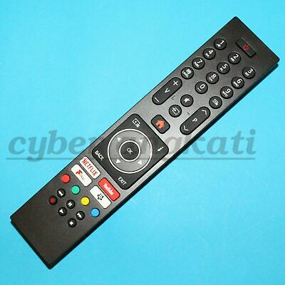 Netflix Play Button Original RC5118F Remote Control with Youtube