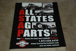 Details about ALL STATES AG PARTS