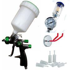 Scratch Doctor LVLP Spray Gun FULL Starter Kit for Smart Paint Repairs etc