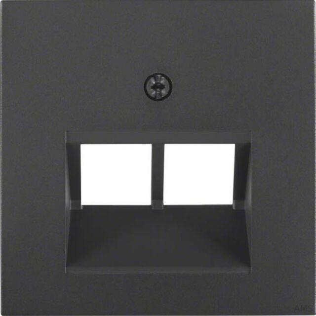 Berker Box for Screws Anthracite 14091606
