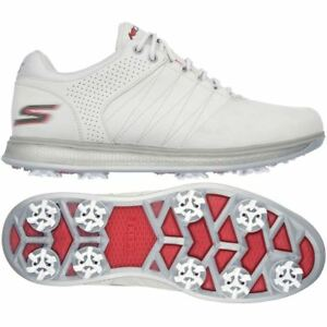 eeda00c5ced5 Details about Skechers Golf Mens GO Pro 2 LX Spiked Waterproof Golf Shoes