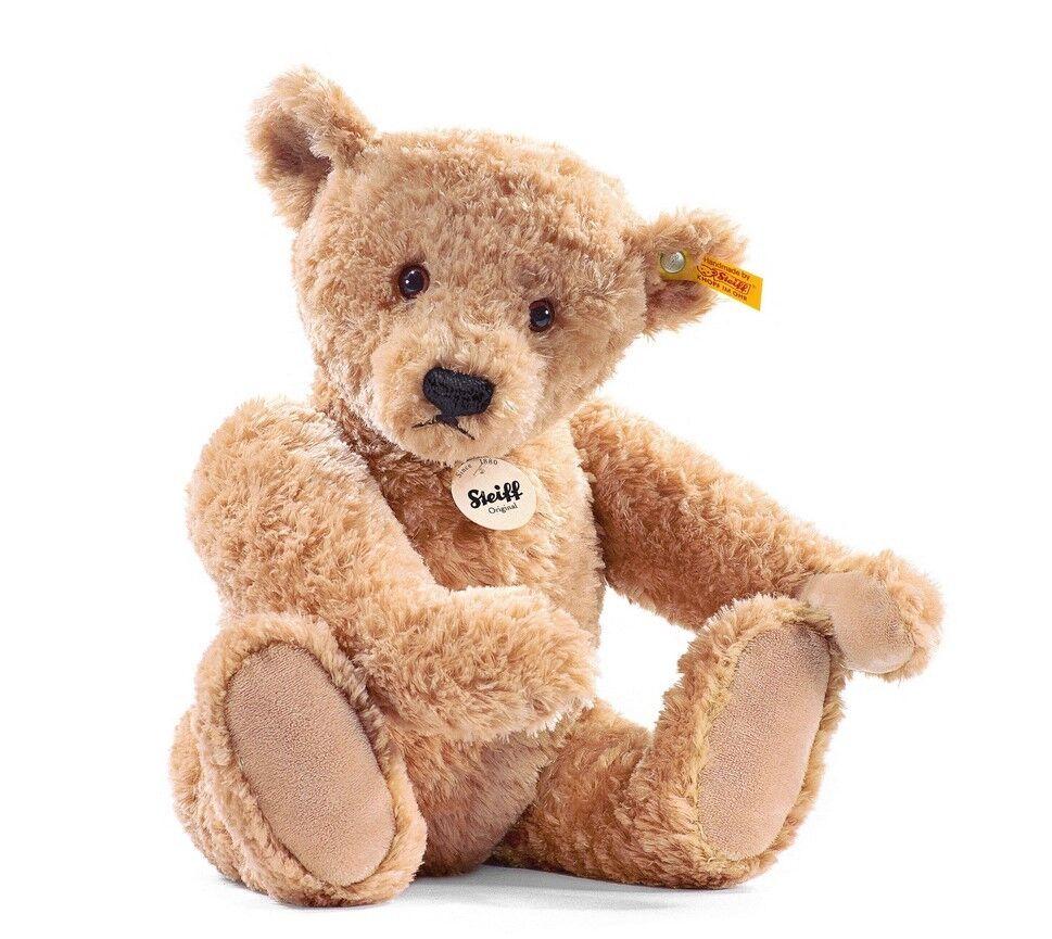 Steiff 022456 Elmar Elmar Elmar Teddybär inklusive Geschenkverpackung 0b05fa