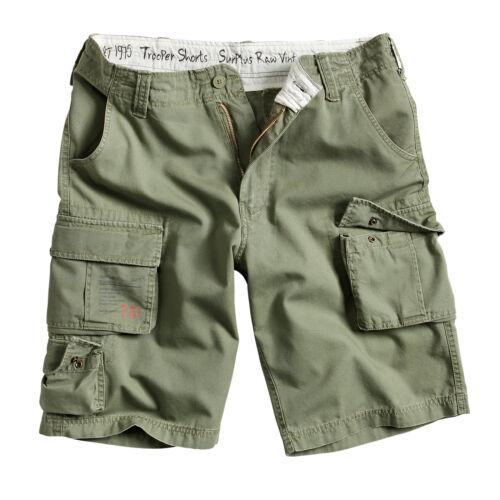 Cargo Pantaloncini Surplus™ Chino Vintage Division Corti Raw Bermuda Iqw76