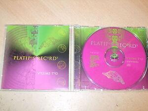 Platipu-Records-Vol-2-CD-10-Tracks-Nr-Mint-Fast-Postage