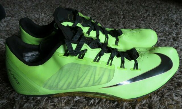 NIKE Flywire SUPERFLY R4 Track Field Sprint Spikes US Size 12 526626 737