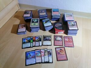 Magic the gathering Sammlung Original WC 2004 Deck ca. 2,5kg