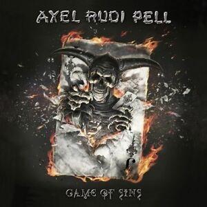AXEL-RUDI-PELL-GAME-OF-SINS-LTD-CD-NEU