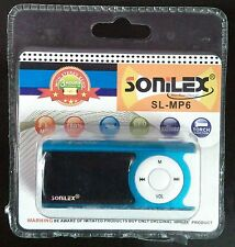 Original NZ Digital Display MP3 Player with Inbuilt Speaker & TF/MicroSD Slot