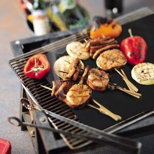 Grill-Mat-BBQ-Grill-Mats-Heavy-Duty-Reusable-and-Easy-to-Clean-2Pcs-High-Qualit