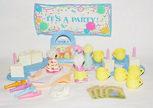 Mein kleines / My Little Pony G1 Party Gift Pack Accessories *Multi Listing*