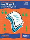 KS2 Literacy Activity Book: Year 5: Literacy Textbook - Year 5 by Letts Educational (Paperback, 1998)