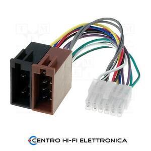 Cavo-adattatore-ISO-Maschio-Autoradio-Pioneer-12-Pin-serie-DEH-cod-26