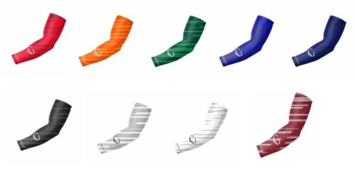 2017 Evoshield Evo Speed Stripe Compression Arm Sleeve NEW Multiple Colors