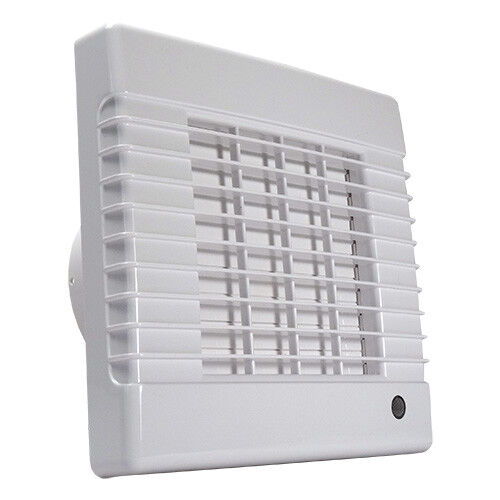 Rohrventilator DN 100 125 mm Rohrlüfter Ventilator Kanallüfter Ablüfter Kanalven