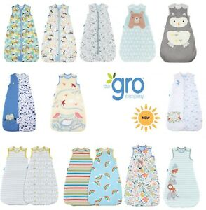 Grobag Baby Sleeping Bag 0 6 18 36