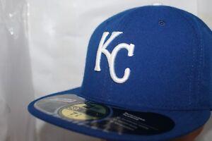 65da7693d Details about Kansas City Royals New Era MLB Authentic Collection  59fifty,Hat,Cap $ 37.99