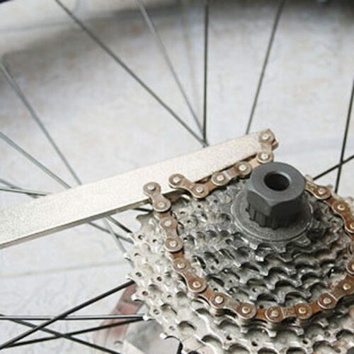 MTB Bicycle Cassette Freewheel Remover Wrench Sprocket Chain Whip Repair Tool