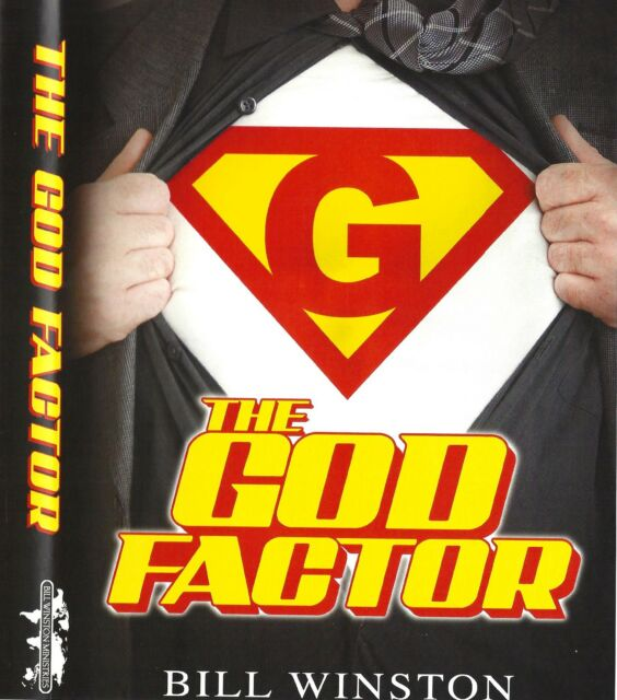 The God Factor  Living In The Supernatural - Bill Winston - 4 DVD Teaching