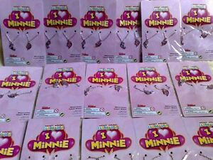 Job-Lot-22-Packs-necklaces-minnie-mouse-friendship-Ideal-for-party-bags