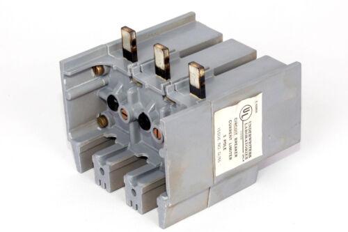 Use with Type NZM6b Klockner-Moeller CL6-20CNA  Current Limiter //ZM6