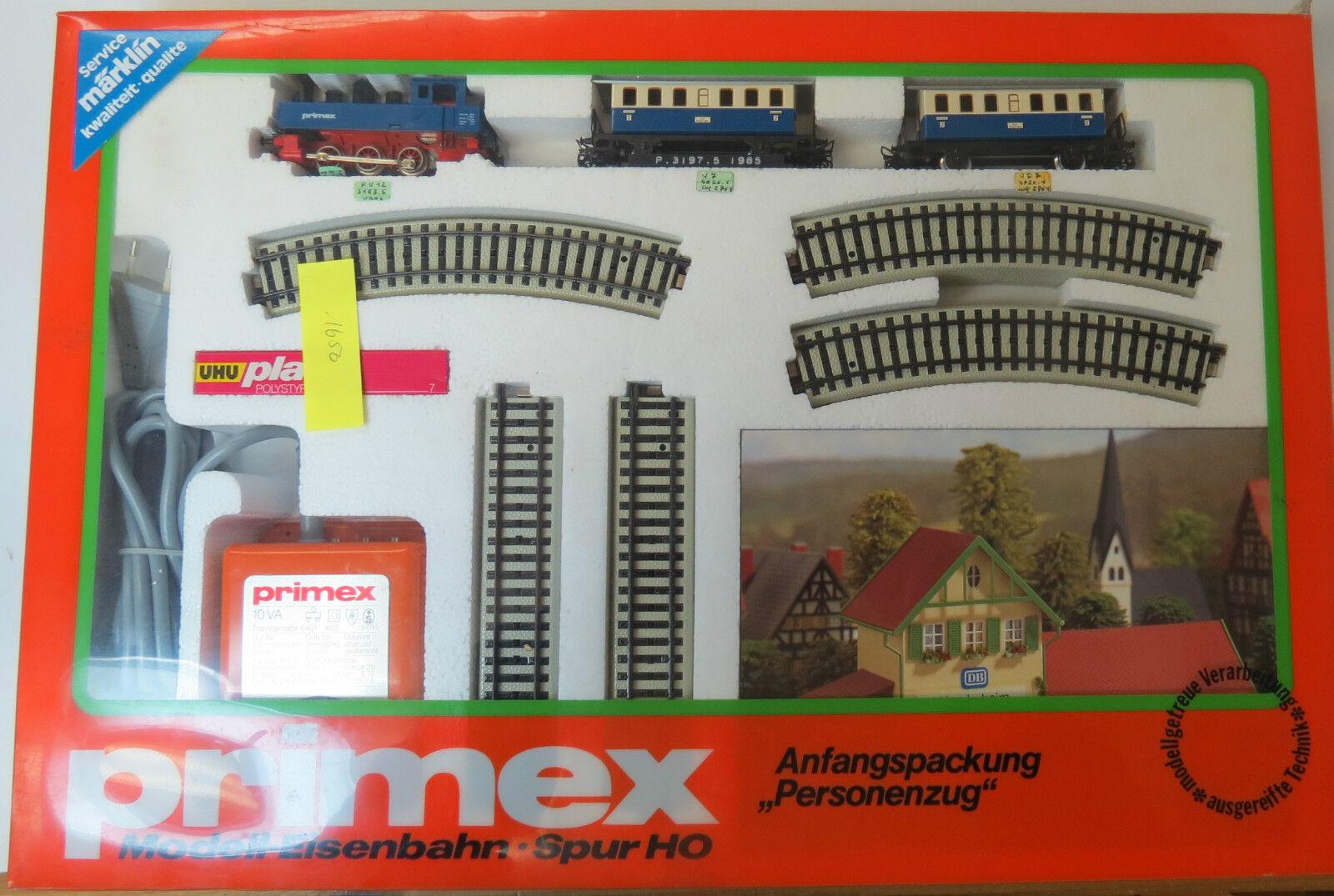 Personenzug (Start-Set 2) Märklin kwaliteit qualite Primex 2761  OVP ( WU )