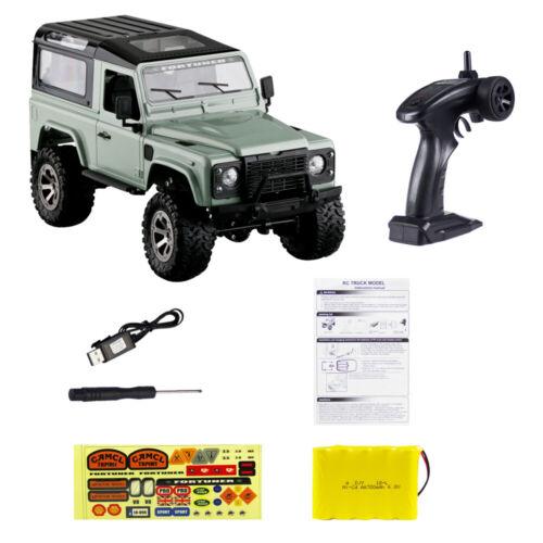 FY003A 1:16 4WD 2.4G RC Buggy Auto LKW Off-road Geländewagen Truck RTR Car X4U0