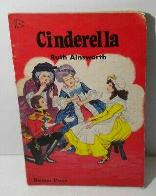 Cinderella Party Banner Cinderella Birthday Party Disney/'s Cinderella Vintage Book Banner Cinderella Baby Shower Retro Disney