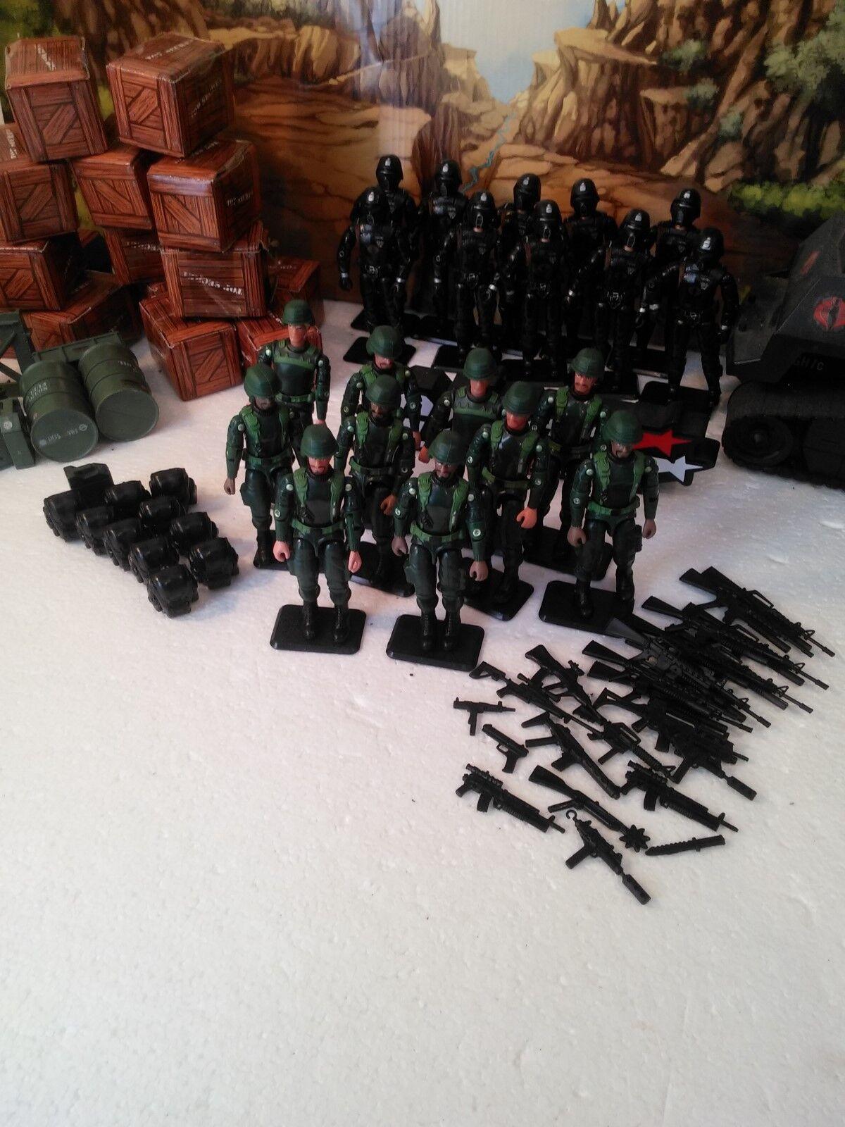 precios mas baratos TRU TRU TRU excl  2005 conjunto de División de Infantería  (10) tropas de infantería también conocido como  camisas verdes   Precio por piso