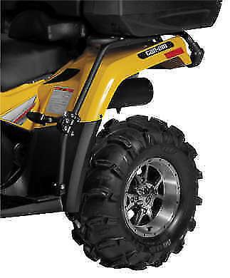 QuadBoss ATV Fender Protectors With Footpegs 673794 Pair