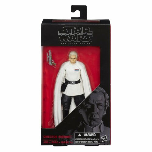 2016 Star Wars Black Series 6 inch Action Figure #27 Director Krennic IN HAND