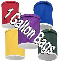 1 Gallon Mint Leaf Resin Bag - Bubble Water & Ice Bags - Select Micron Size