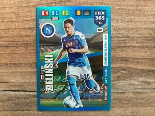 Panini FIFA 365 2020 Adrenalyn XL RARE FANS POWER-UP MULTIPLE GOLD Cards