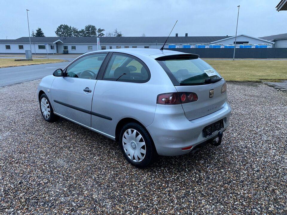 Seat Ibiza, 1,9 TDi 100, Diesel