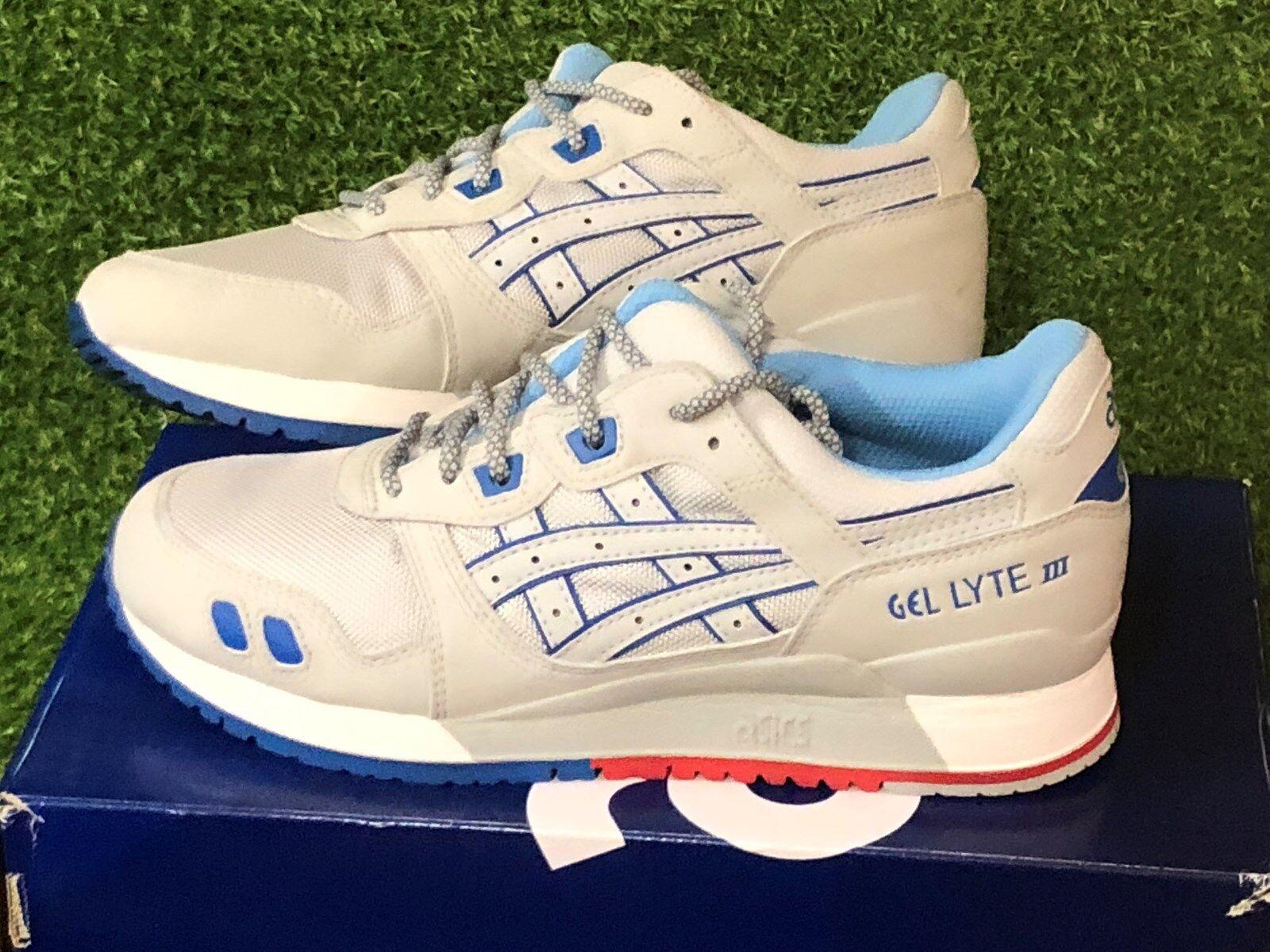 Asics Gel Lyte III Baskets Chaussures  taille choisir Nouveau neuf dans sa boîte