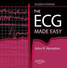 The ECG Made Easy by John R. Hampton, David Adlam (Paperback, 2008)