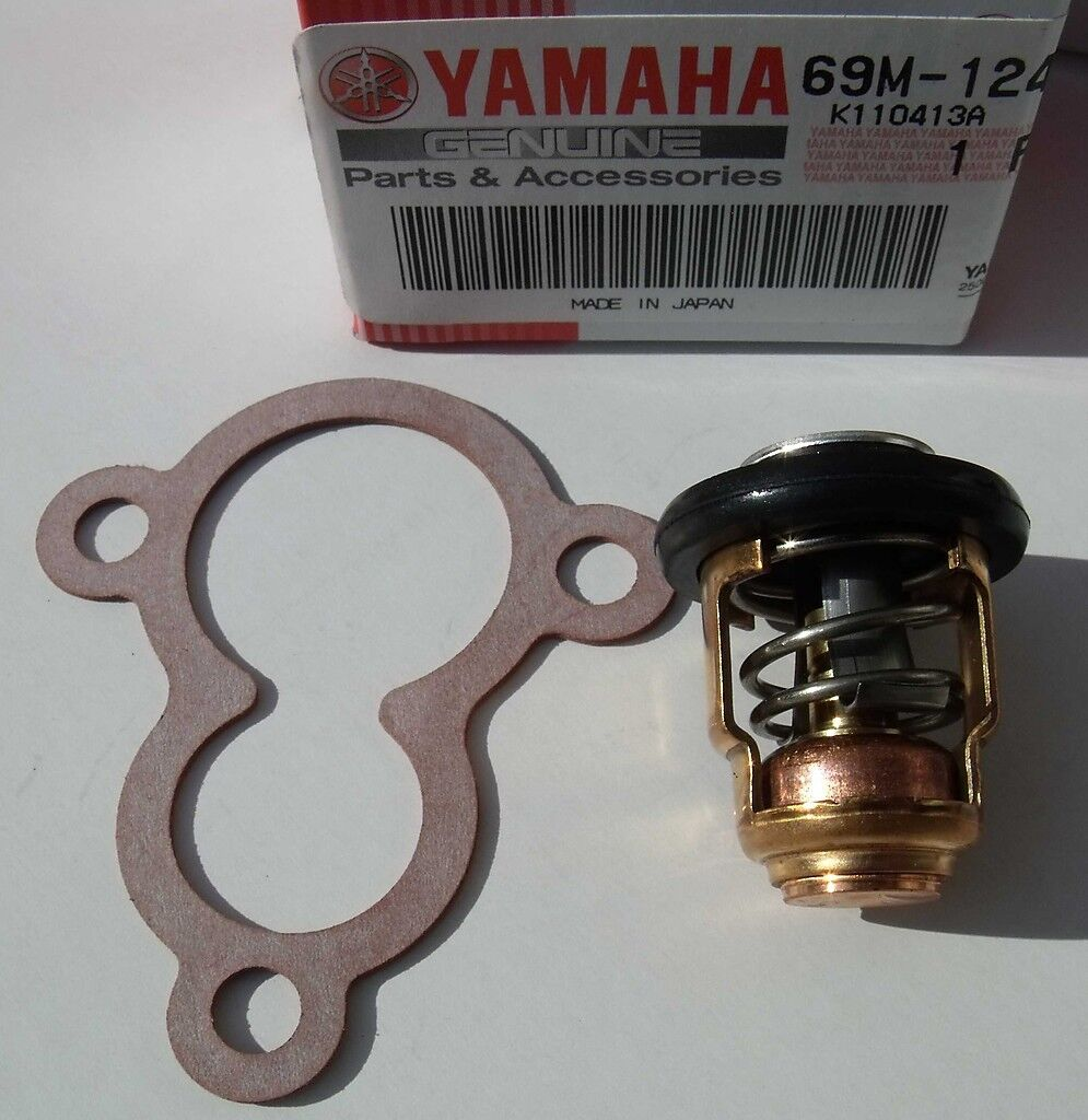 Thermostat YAMAHA Kit für YAMAHA Thermostat Außenborder Typ F2,5A 8e964b