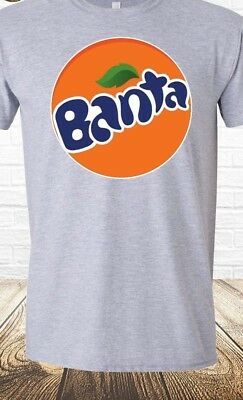 Banta Parody Joke Mens T-Shirt Banter Bantz Funny Fanta Wavey garms Lad Joke