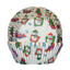 Christmas-Snowman-White-Baking-Cups-50-Pack-Xmas-Patty-Pans-Cupcake-Papers-Xmas thumbnail 1