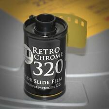 35mm Film - Ektachrome - FPP RetroChrome 320 Color Slide Film (1 Roll)