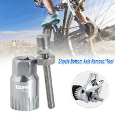 Bicycle Bike Crank Extractor Remover Bottom Bracket 20 Teeth Repair Tool MO