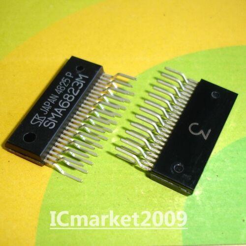 2 PCS SMA6823M ZIP-24 SMA6823 High Voltage 3-Phase Motor Drivers ...
