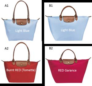 4372cabd26a8 Image is loading Longchamp-Le-Pliage-Foldable-Small-Medium-Tote-Handbag-