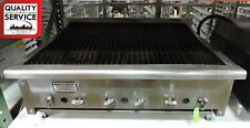 Rankin Delux Rb 836 Commercial Radiant Gas Charbroiler
