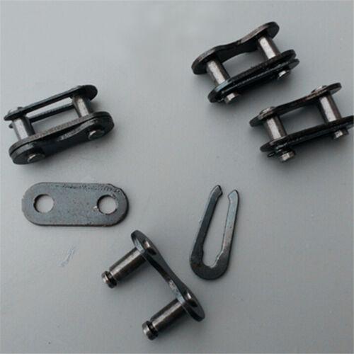 5Pcs Bicycle Bike Metal Chain Master Link Connectors Repair Parts 1/2*1/8 FS